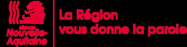 La Région vous donne la parole's official logo